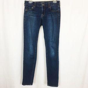 Lucky Brand medium wash skinny jeans 26